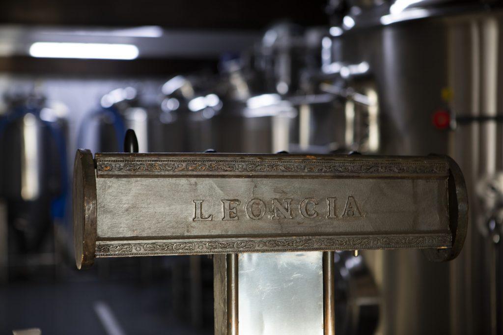 Grifo Cervezas Leoncia
