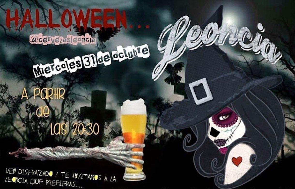 Ven a celebrar la fiesta de Halloween tomando las mejores cervezas artesanales de Madrid
