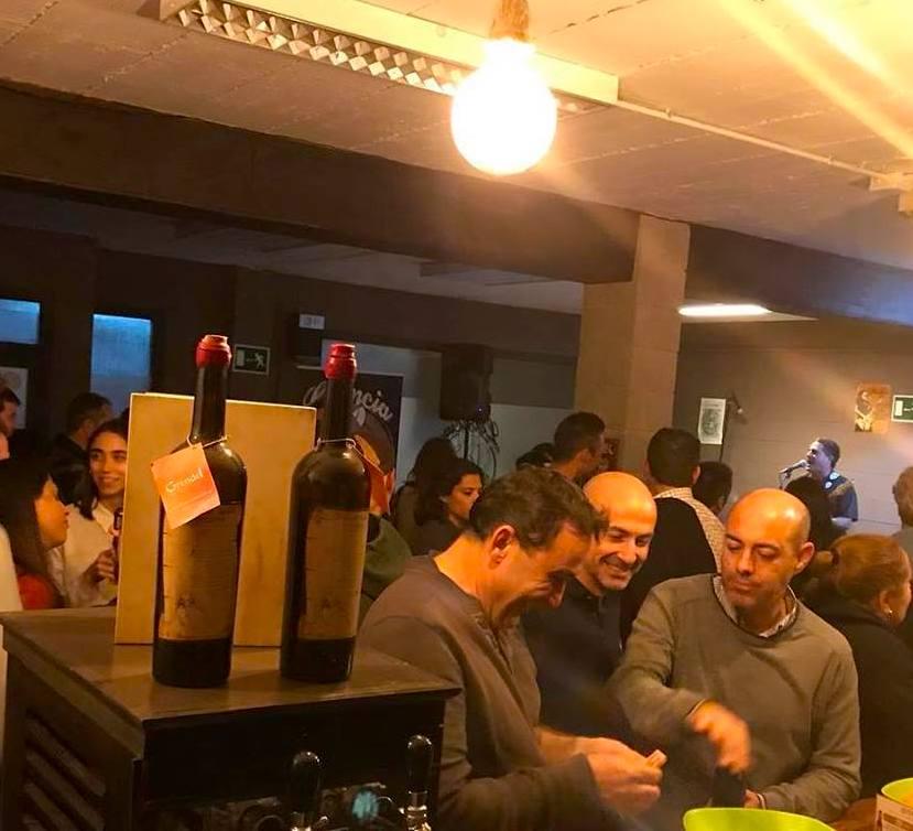 Artículo sobre la fiesta de Cervezas Artesanas Leoncia (noviembre de 2018)