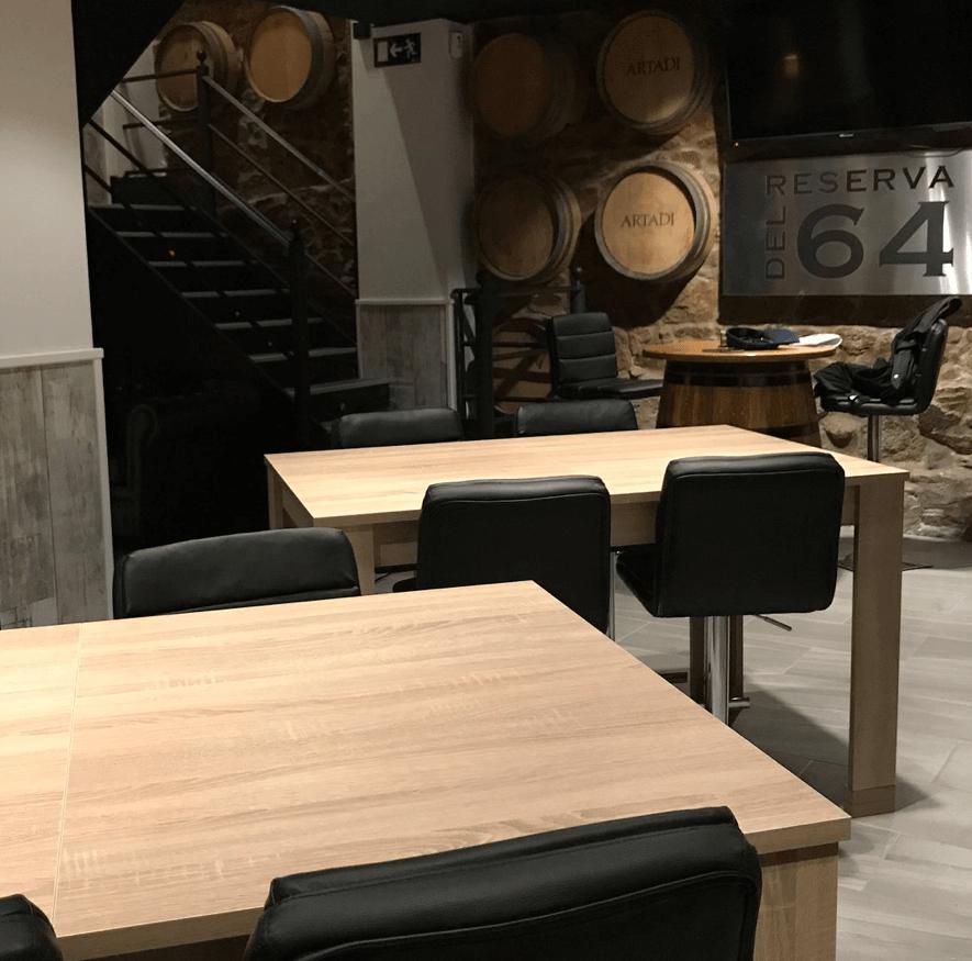 Cata de Cervezas artesanas en Reserva del 64 en San Lorenzo del Escorial