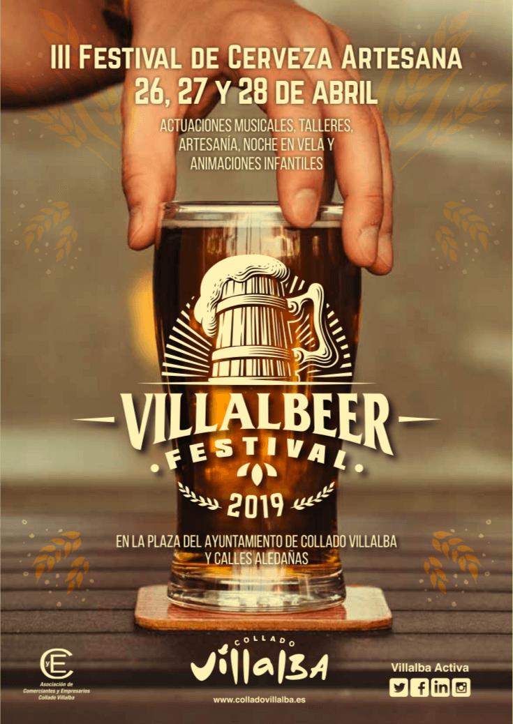 Flayer de Villalbeer 2019