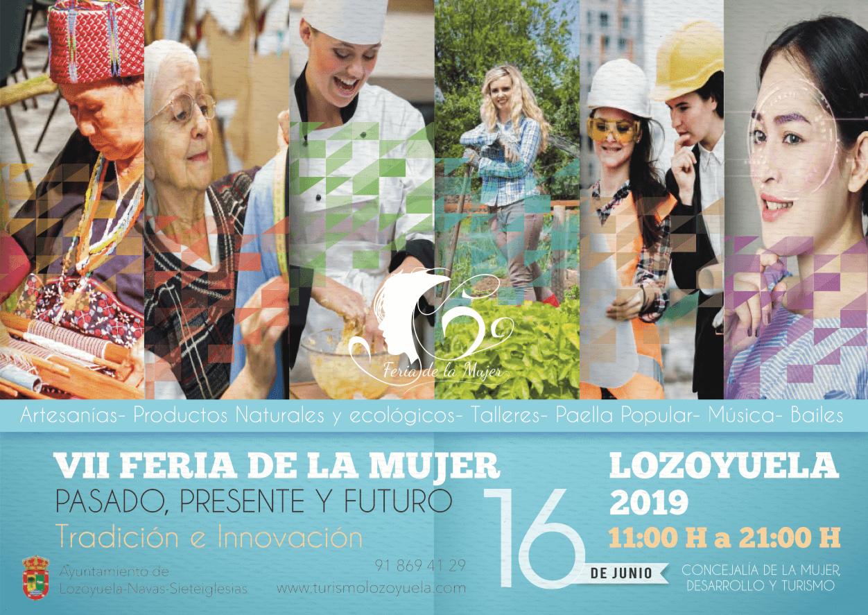 Cerveza Leoncia estará en la Feria de La Mujer en Loyozuela
