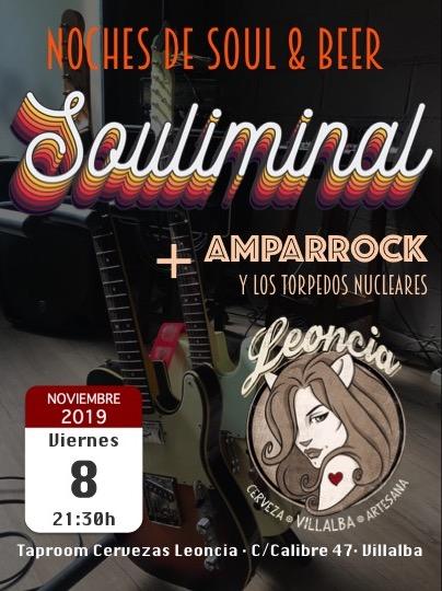 Noches de Soul and Beer, Concierto Souliminal