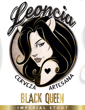 ⭑  Black Queen  ⭑ - 6 uds (de 33 cl) 15€